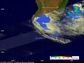 A NASA műholdja is megfigyelte a madagaszkári trópusi vihart