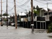 Trópusi vihar áztatja New Orleans-t