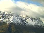 Havazást is hozott a hidegfront az Alpokban
